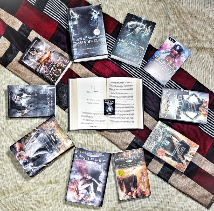 Shadowhunter Books