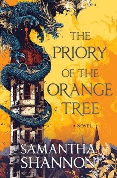 The Priory of the orange tree book release