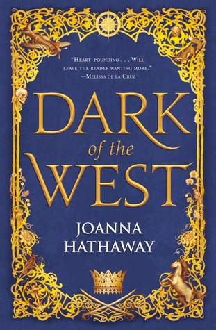 Dark of the West new book