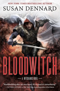 Bloodwitch Witchlands 3 by Susan Dennard