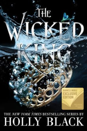 The Wicked King Book