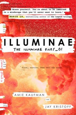 Iluminae Files Book Review