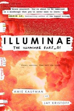 Iluminae Files Book Review