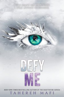 Defy Me Book Review from Shatter Me Series
