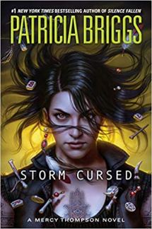 Storm Cursed- Mercy Thompson Book