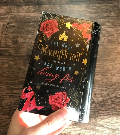 OwlCrate World of Caraval Special Edition TIn