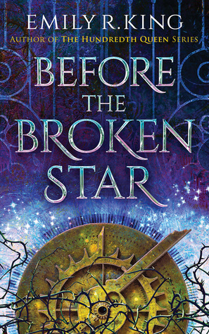 Before the broken star book