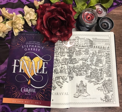 Finale Caraval Book Review