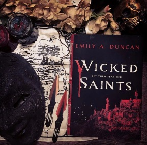 Wicked Saints by Emily Duncan Book Review