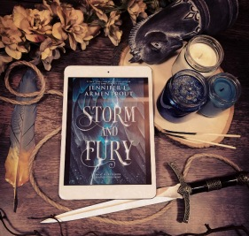 Storm and Fury Armentrout Book Review