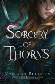 Sorcery of Thorns Book Margaret Rogerson Charlie Bowater
