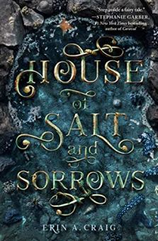 House of Salt and Sorrows Book Review
