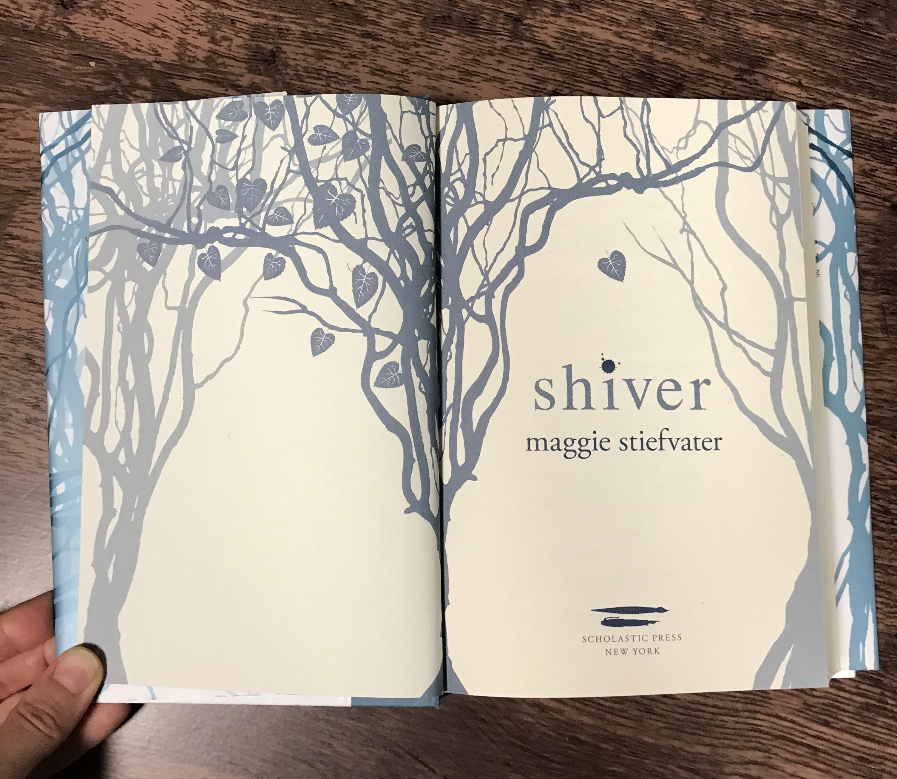 Shiver Stiefvater book review