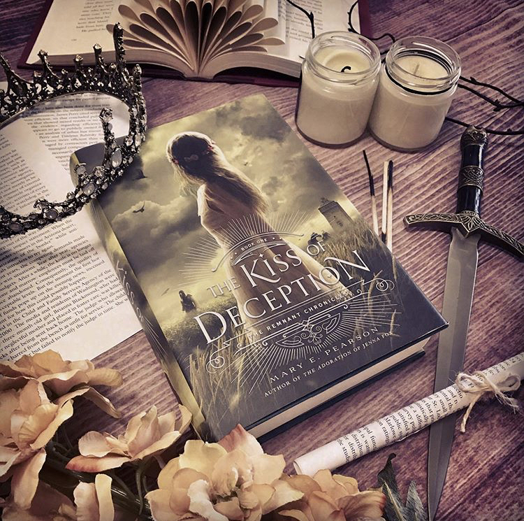 Kiss of Deception The Remnant Chronicles Review