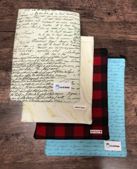 Top Bookish Essentials- Book Sleeves