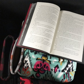 Vera Bradley Travel Blanket- Bookish Essentials