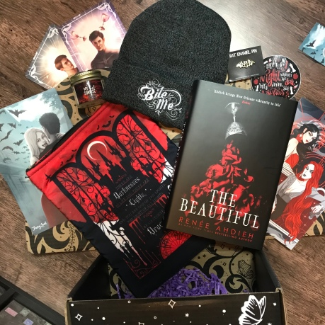 Fairyloot October Love Bites unboxing