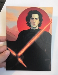 Kylo Ren Alchemy & Ink Special Edition