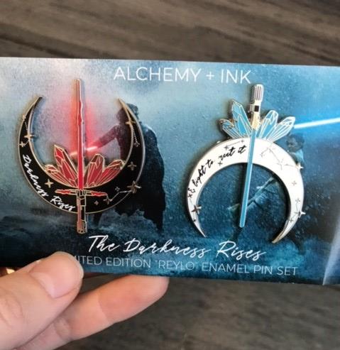 Kylo Ren Alchemy & Ink Special Edition