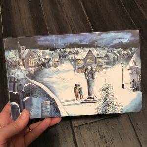 Litjoy Harry Potter Magical Edition Crate Puzzle