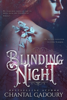 Blinding Night (Blinding Night #1) by Chantal Gadoury Book Review
