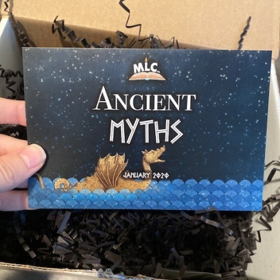 MLC Co Janusry Ancient Myths Unboxing