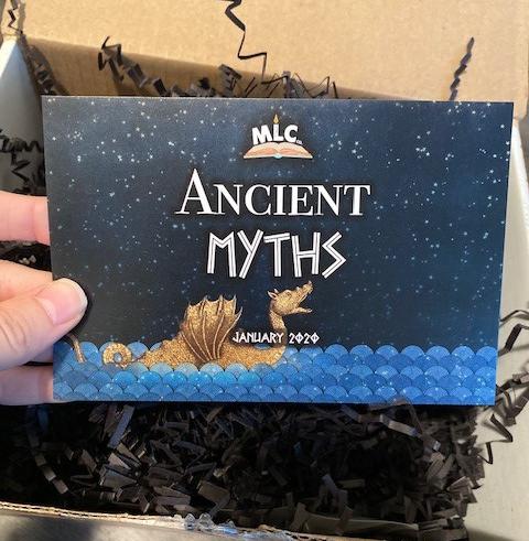 MLC Co Janusry Ancient Myths Unboxing