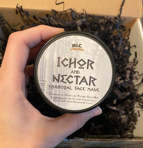 MLC CO Ichor and Nectar Face Mask