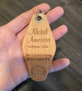 MLC CO American Gods Inspired Key Chain