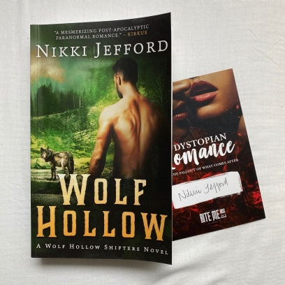 Bite Me Box Dystopian Romance Wolf Hollow
