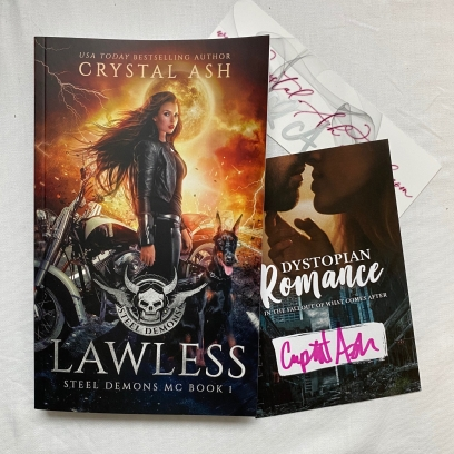 Bite Me Box Dystopian Romance Lawless