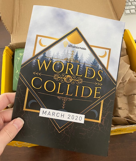 Illumicrate Worlds Collide Unboxing & Review
