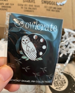 Owlcrate March Review and Unboxing