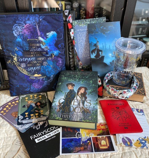 Unboxing and Review Fairyloot March