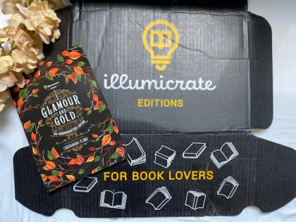 Illumicrate Glamour and Gold Special Edition