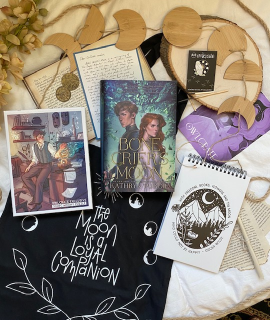 Owlcrate March Unboxing and Review